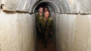 Gaza tunnel 6